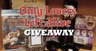 Giveaway: 'Only Lovers Left Alive' Surprise and Delight Kit