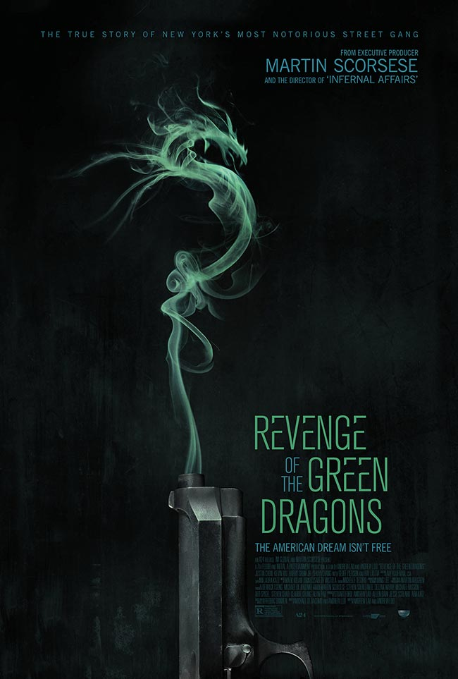 Revenge of the Green Dragons movie poster