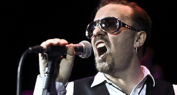 Ricky Gervais Makes Plans for David Brent Movie