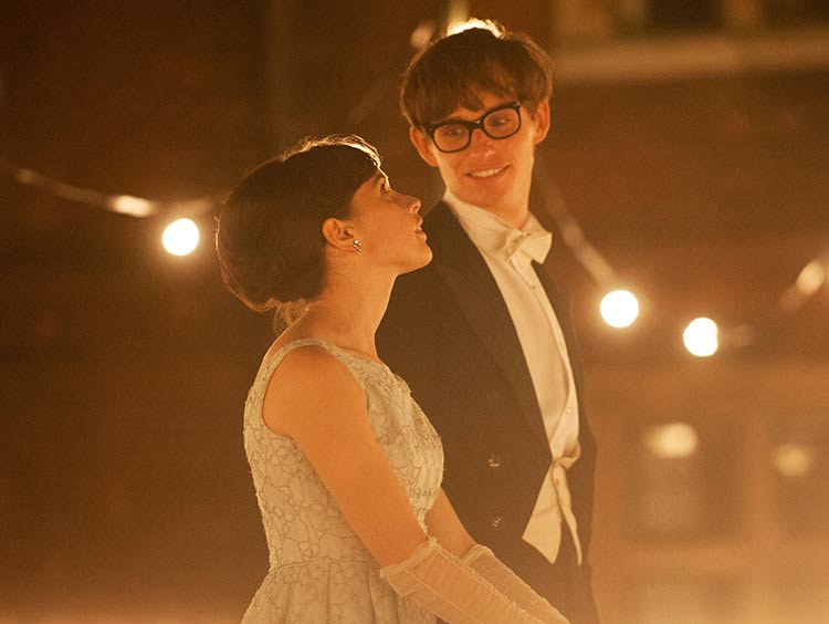 The Theory of Everything movie 2014
