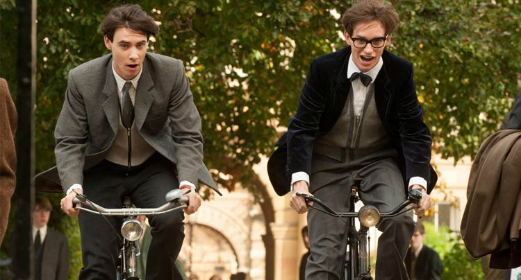 James Marsh's Stephen Hawking Film 'The Theory of Everything' Trailer