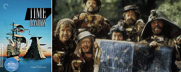 Time Bandits Criterion Collection