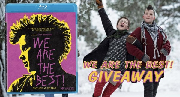 Giveaway: 'We Are The Best!' on Blu-ray
