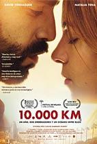 10,000 KM movie poster