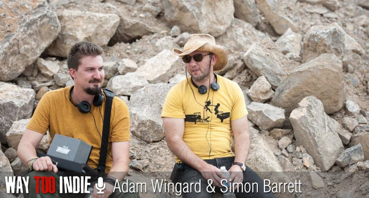 Adam Wingard & Simon Barrett On the Challenges and Opportunities Modern Audiences Present Interview