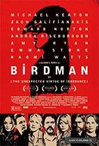 Birdman (NYFF Review) movie poster
