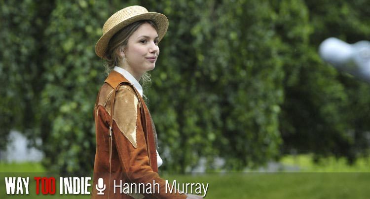 Hannah Murray Had Two of the Happiest Months of Her Life Making 'God Help the Girl'