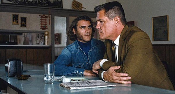 Joaquin Phoenix's Sideburns Not Remotely the Craziest Part of First 'Inherent Vice' Trailer