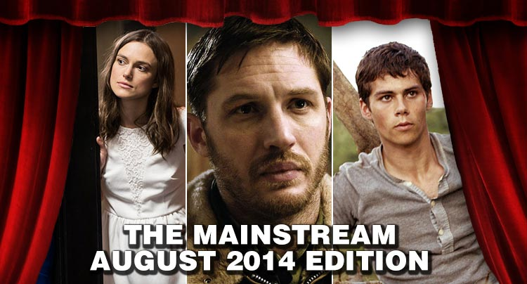 The Mainstream: Finally, the Summer Is Over