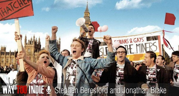 Stephen Beresford & Jonathan Blake: Gay People Can Take A Punch–We're Tough