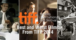Best and Worst Films of TIFF 2014