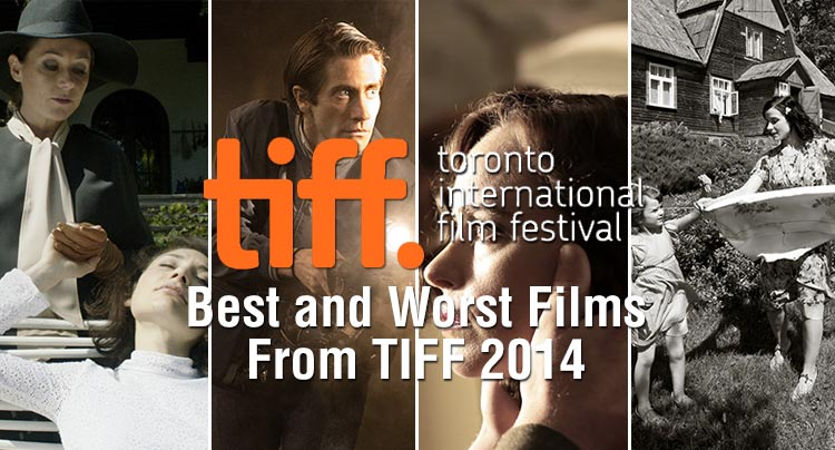 Best and Worst Films of TIFF 2014 Features