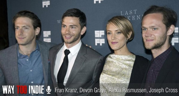 Filming 'Last Weekend' Felt Like Summer Camp For the Film's Young Cast