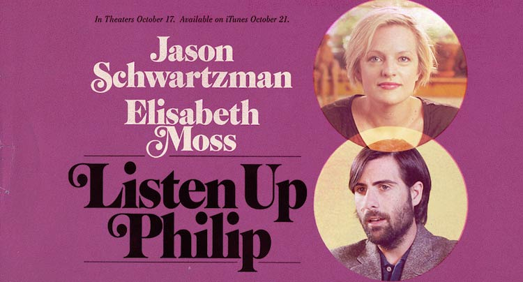 'Listen Up Philip' Trailer Reveals Jason Schwartzman's Alienating Author