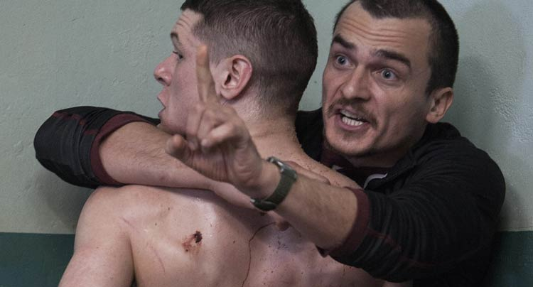 Starred Up indie movie