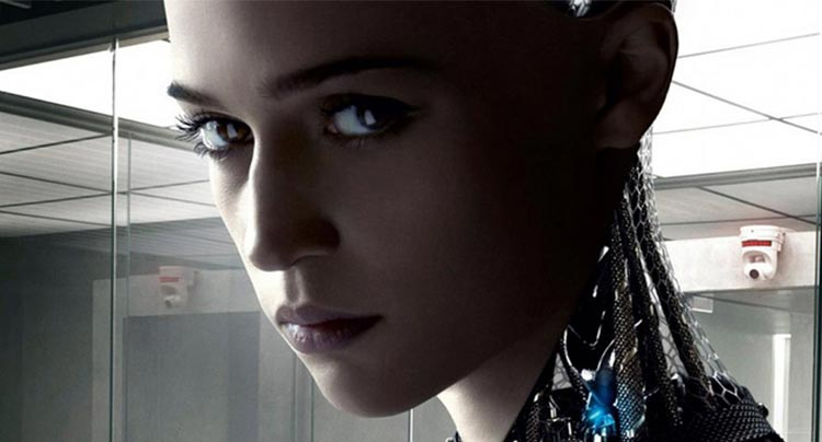 Robot Mind Games Abound in 'Ex Machina' Trailer