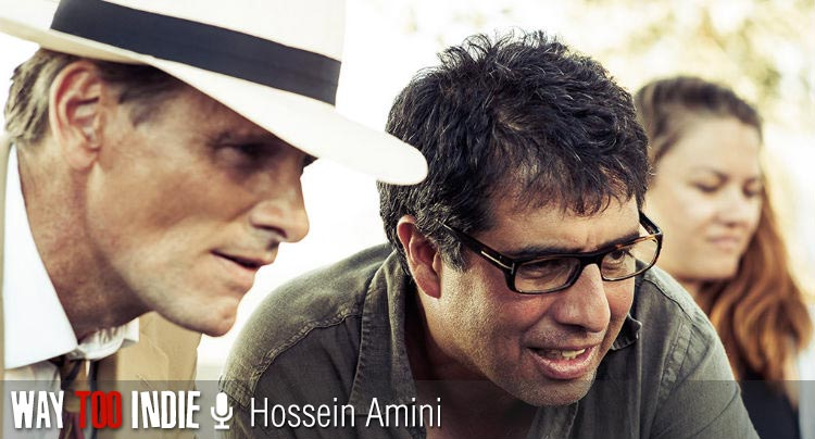 Hossein Amini: I Struggle So Much With Dialogue…I Find Silent Storytelling More Interesting