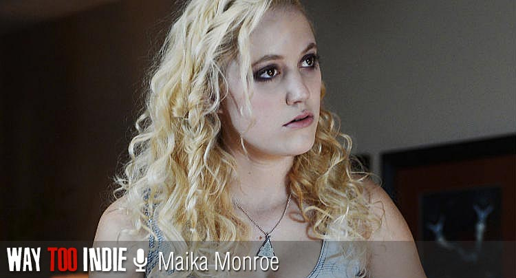 Maika Monroe On Being a Badass, 'The Guest' Interview