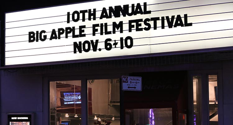 11th Annual Big Apple Film Festival Announces Lineup & Honorees Film Festival
