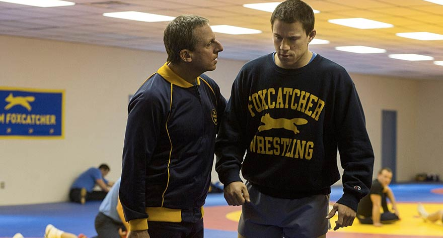 Foxcatcher Movie