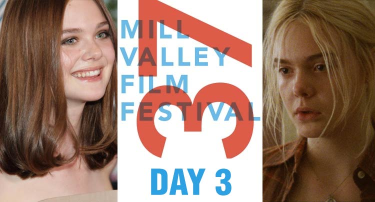 MVFF37 Day 3: Elle Fanning Receives Mill Valley Award For 'Low Down'