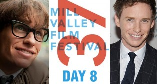 MVFF37 Day 8: The Theory of Everything, 10,000 KM, & Living Is Easy With Eyes Closed