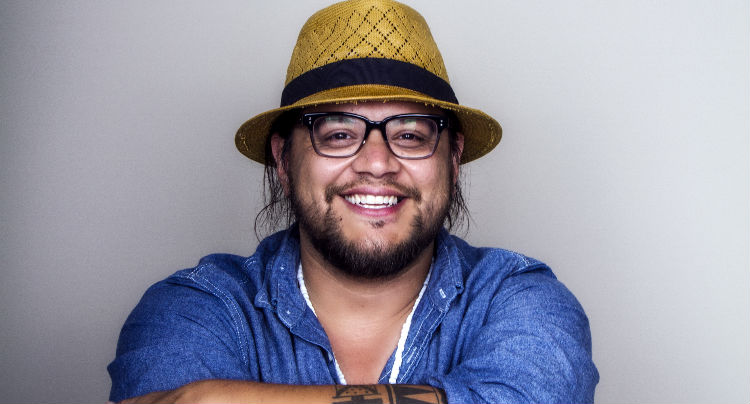 Sterlin Harjo On Native Hymns: They Take You to Another Place Interview