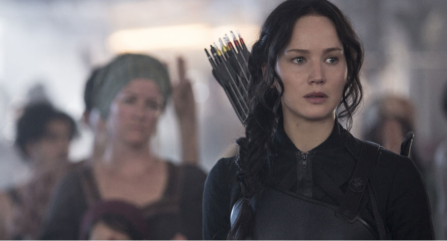 The Hunger Games: Mockingjay – Part 1 Movie