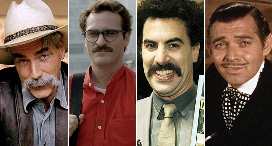 Movember Movies: An Homage To The Moustache