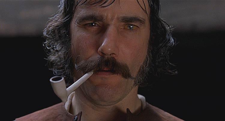 Bill The Butcher moustache
