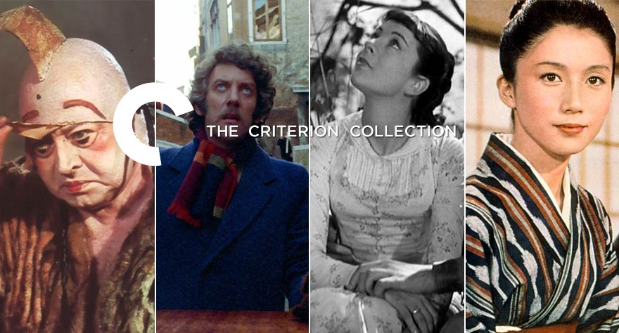 The Criterion Collection Announces February 2015 Releases