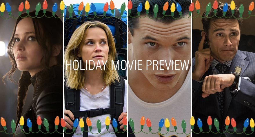 2014 Holiday Movie Preview