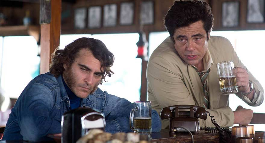 Inherent Vice film
