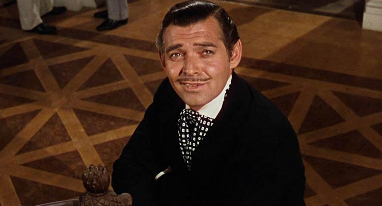 Rhett Butler moustache