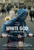 White God movie poster