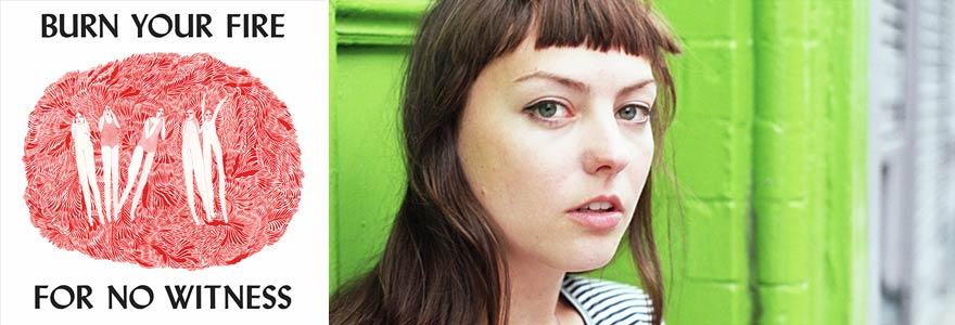 Angel Olsen Burn