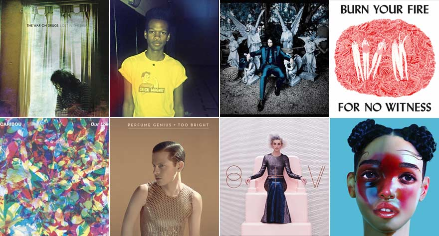 Way Too Indie's 20 Best Songs of 2014