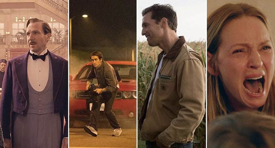 Our Favorite Movie Moments of 2014