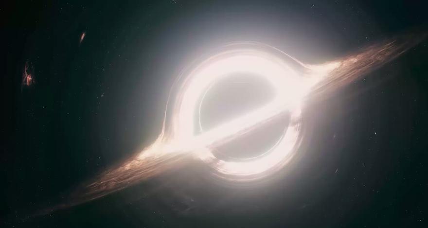 Interstellar Tesseract