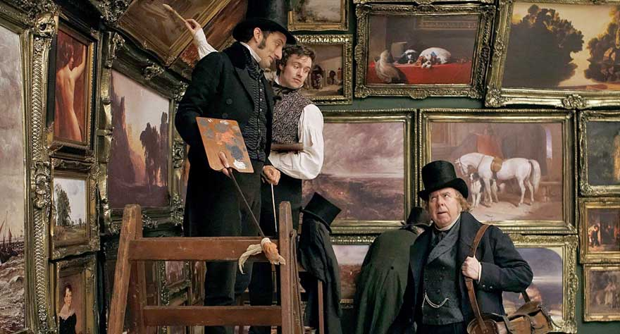 Mr. Turner movie