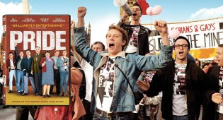 Giveaway: Golden Globe Nominated 'Pride' on DVD