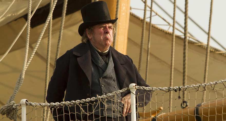 Timothy Spall Mr. Turner