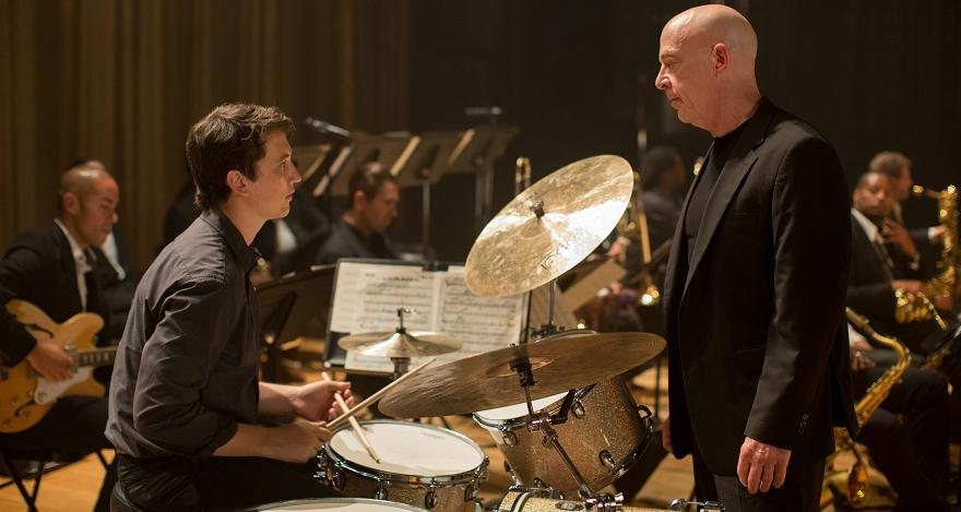 Whiplash movie scene