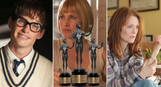 2015 Screen Actors Guild Award Winners