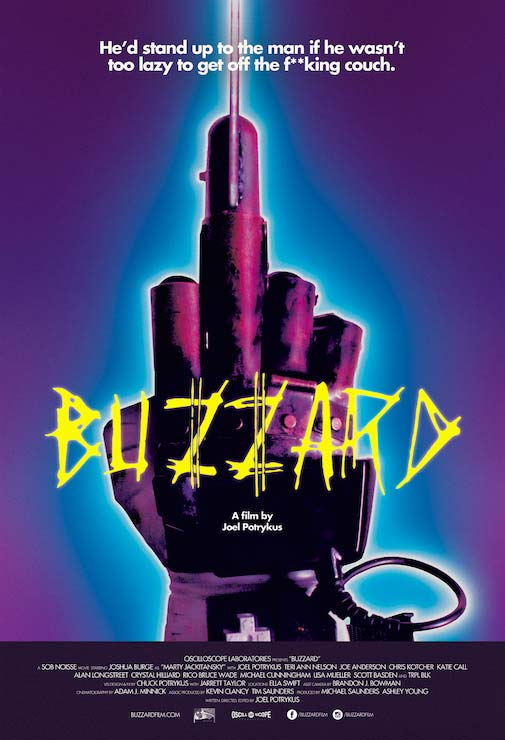 Buzzard Movie Poster