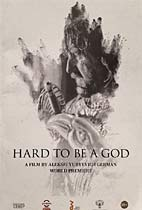 Hard to Be a God movie poster
