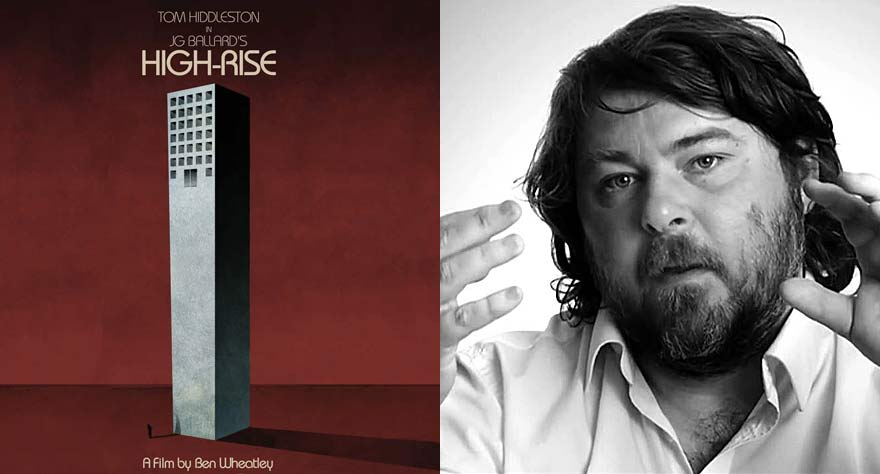 High-Rise 2015 movie