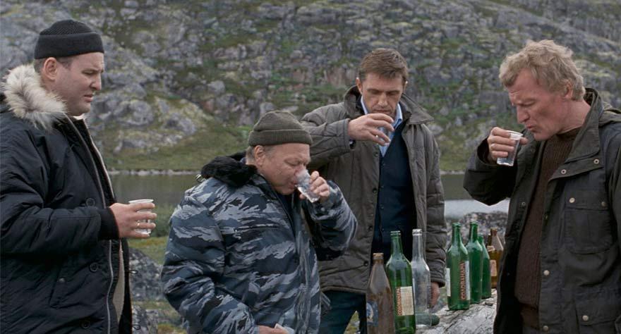 Leviathan 2014 vodka scene