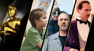 'Birdman' and 'The Grand Budapest Hotel' Lead 2015 Oscar Nominations