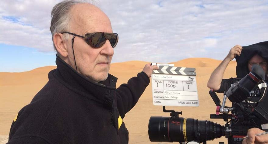 Queen of the Desert Herzog